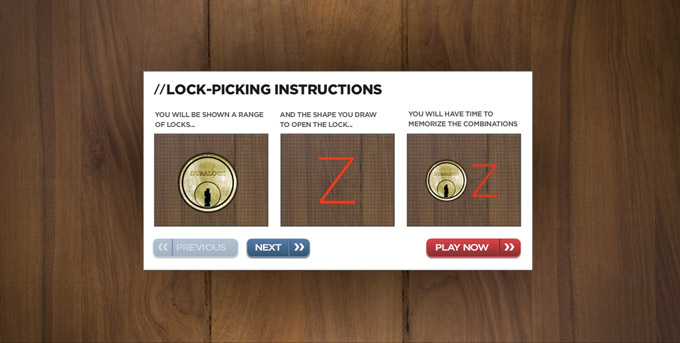 Lock-picking