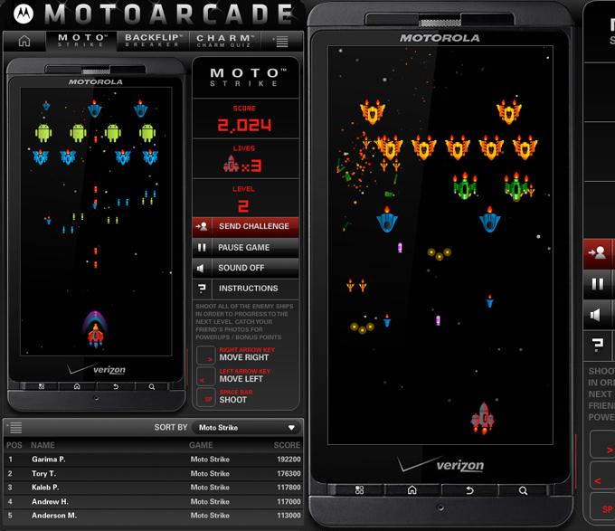 Moto Strike