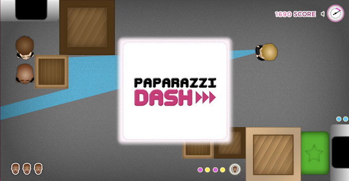 Paparazzi Dash
